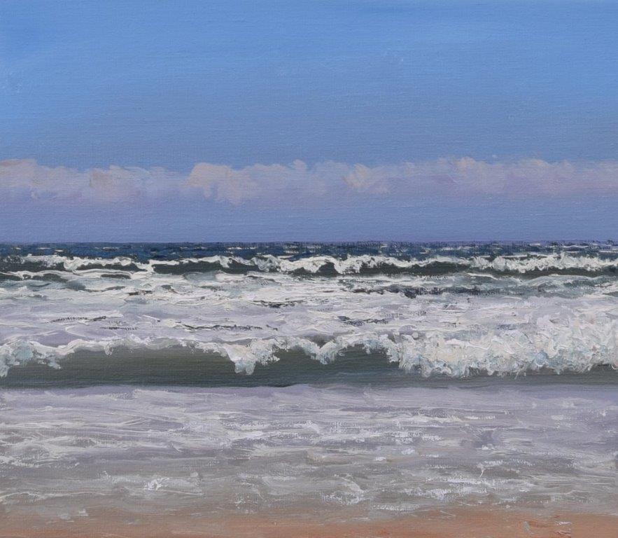 Ken Zier / marinemalerier / 11. – 30. april 2015