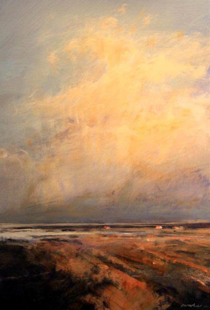 Ole Ertzeid / malerier / 6. – 28. februar 2016
