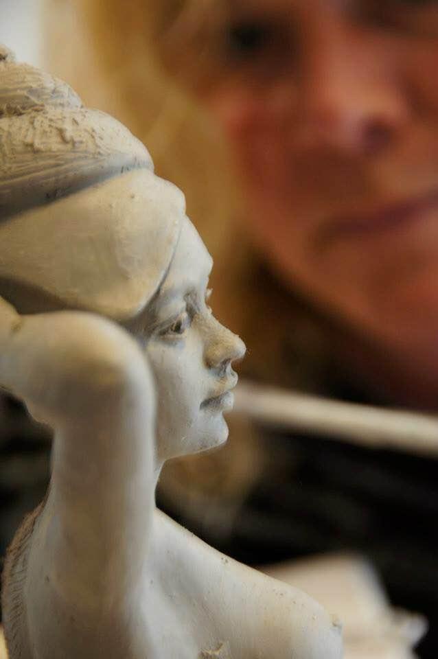 Nina Nesje / Skulptur / Utstillingen forlenget til 30. oktober