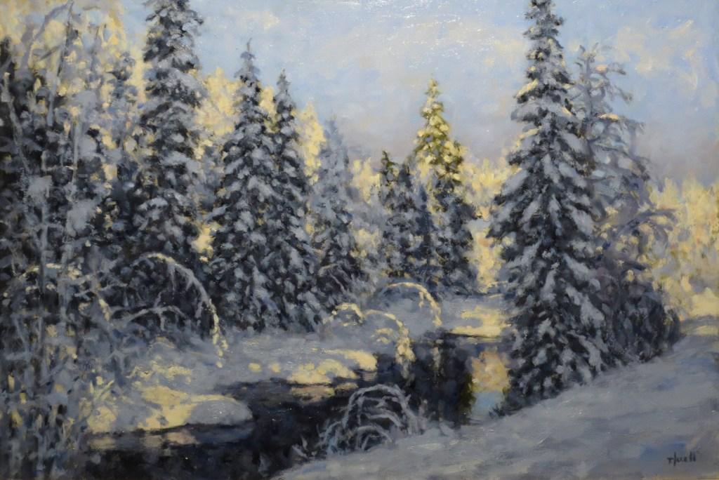 Tore Juell / malerier / 10. – 23. desember 2016
