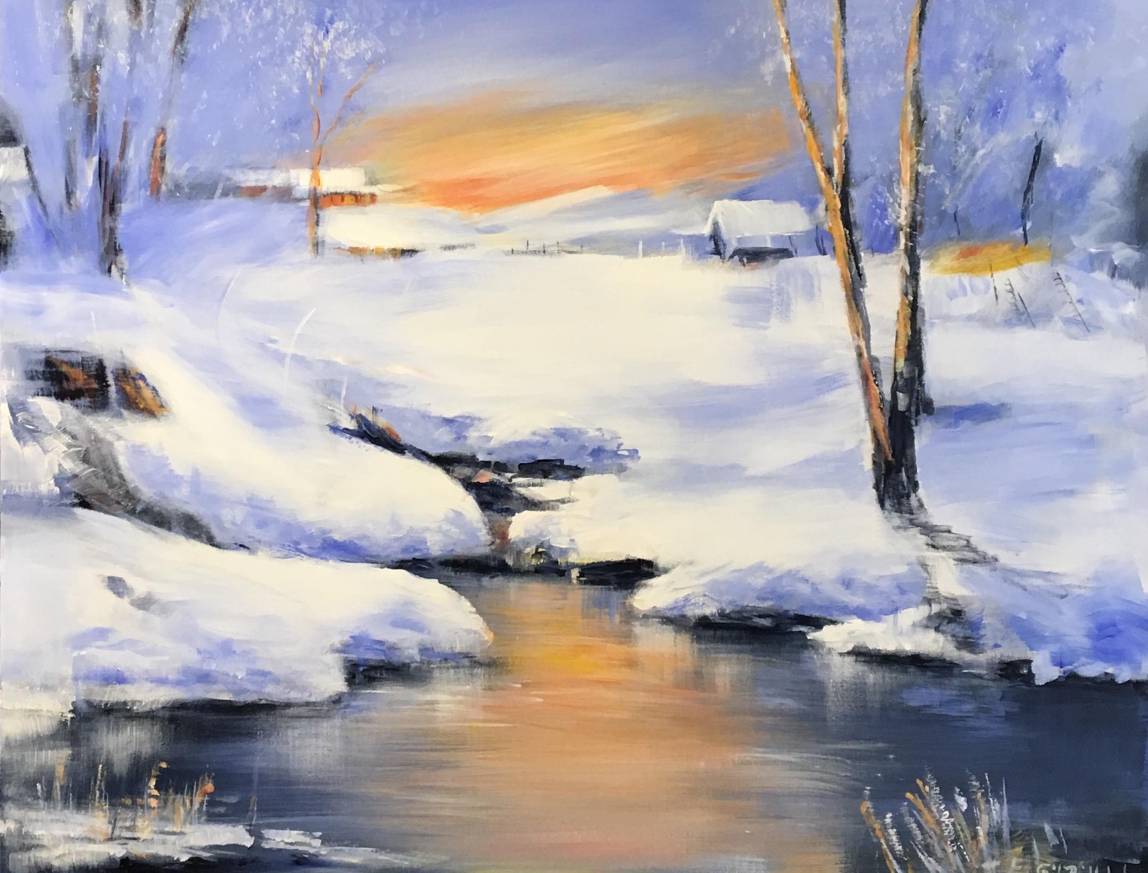 Vinterland – gruppeutstilling